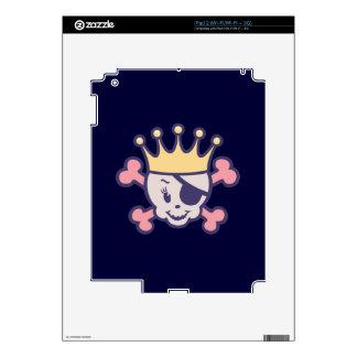 Pirate Princess III Skin For iPad 2