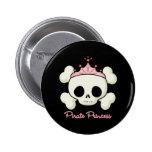 Pirate Princess Pin
