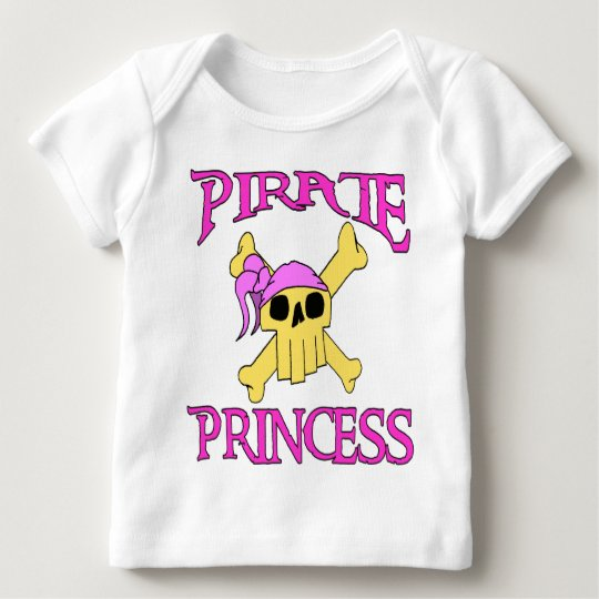 PIRATE PRINCESS T-shirt