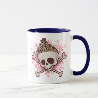 Pirate Princess -tiara Mug