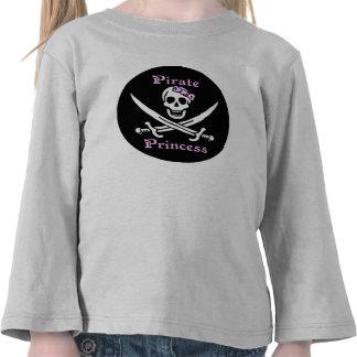 Pirate Princess Toddler Long-sleeve shirt