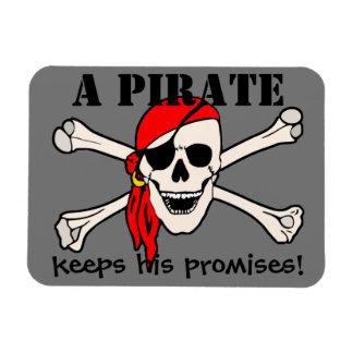Pirate Promises Magnet