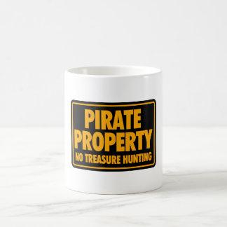 Pirate Property Coffee Mug