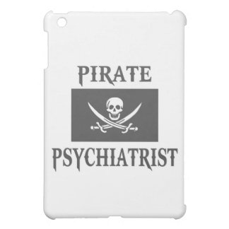 Pirate Psychiatrist iPad Mini Covers