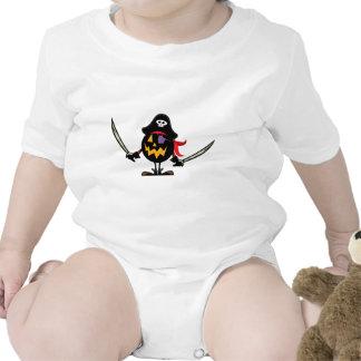 Pirate Pumpkin T Shirt