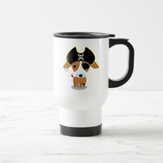 Pirate Puppy Coffee Mug