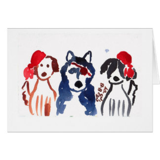 Pirate Pups Cards