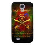 Pirate Queen 3 Samsung Galaxy S4 Cases