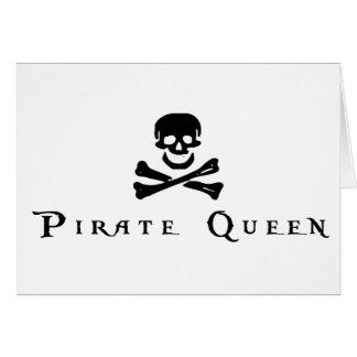 Pirate Queen Card