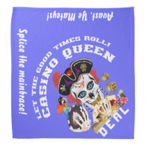 Pirate Queen Important Read About Design Bandana