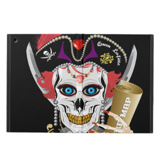 Pirate Queen iPad Air, Mini-2/3/4 Read About Case For iPad Air