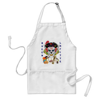 Pirate Queen Lafitte All Styles View Hints Apron
