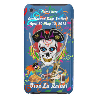 Pirate Queen Lafitte All Styles View Hints Barely There iPod Case