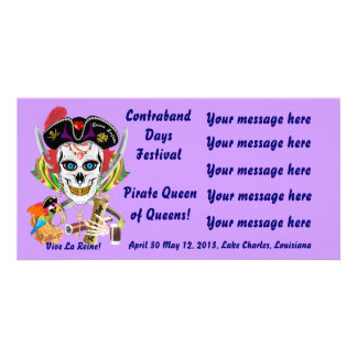 Pirate Queen Lafitte All Styles View Hints Card