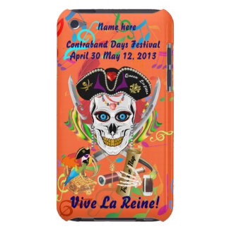 Pirate Queen Lafitte All Styles View Hints Barely There iPod Cases