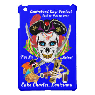 Pirate Queen Lafitte All Styles View Hints Case For The iPad Mini