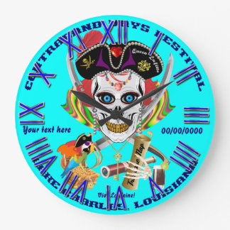 Pirate Queen Lafitte All Styles View Hints Clock