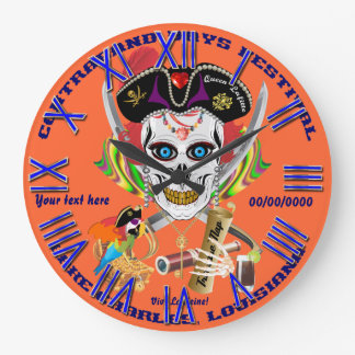 Pirate Queen Lafitte All Styles View Hints Wallclocks