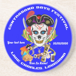 Pirate Queen Lafitte All Styles View Hints Coaster