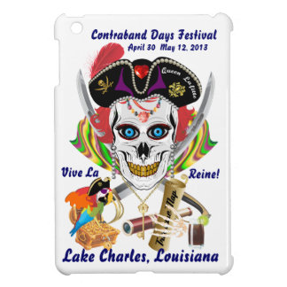 Pirate Queen Lafitte All Styles View Hints Cover For The iPad Mini