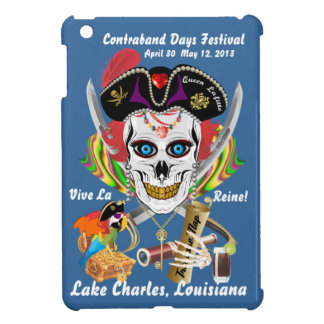 Pirate Queen Lafitte All Styles View Hints iPad Mini Case
