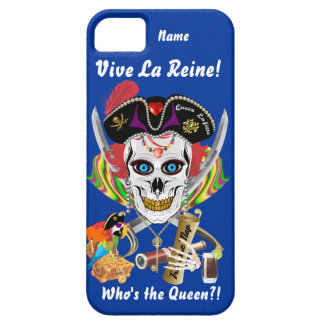 Pirate Queen Lafitte All Styles View Hints iPhone SE/5/5s Case
