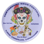 Pirate Queen Lafitte All Styles View Hints Party Plates
