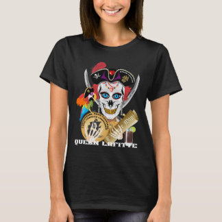 Pirate Queen Lafitte Important Read About Design T-Shirt