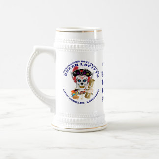 Pirate Queen Lafitte Important View About Design Beer Stein