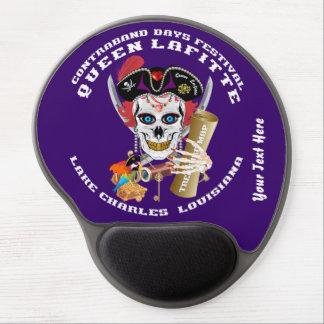Pirate Queen Lafitte Important View About Design Gel Mouse Pad