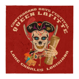 Pirate Queen Lafitte Important View About Design Coasters