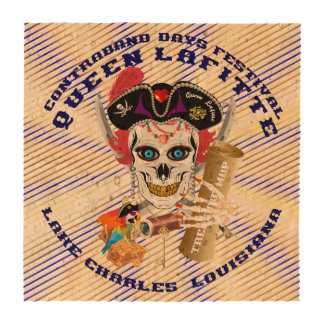 Pirate Queen Lafitte Important View About Design Beverage Coaster