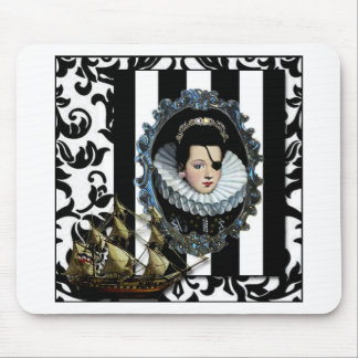 Pirate Queen, My Lady...original art Mouse Pad