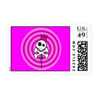 Pirate Queen Stamp