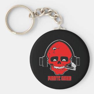 Pirate Radio Keychain