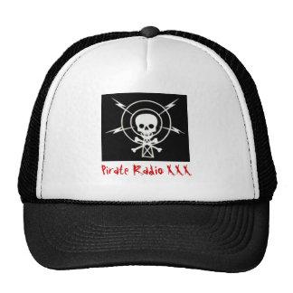 Pirate Radio XXX Cap