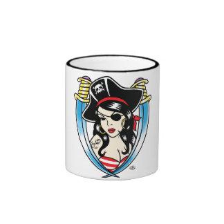Pirate Ringer Coffee Mug
