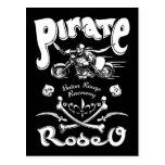 Pirate Rodeo II Postcards