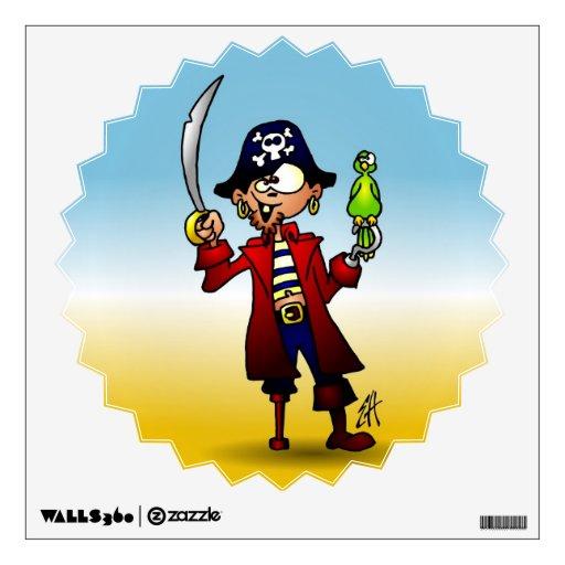 Pirate Room Graphics