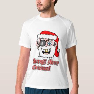 Pirate Santa Shirt