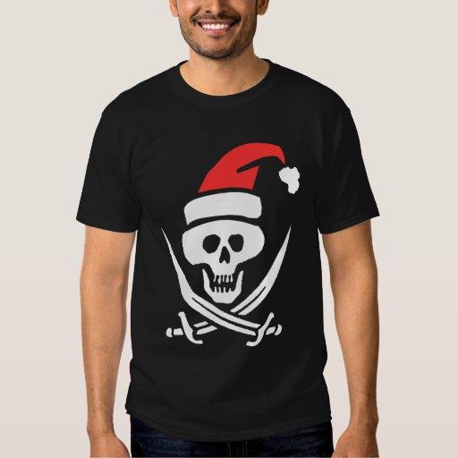 Pirate Santa Tees