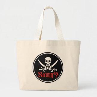 Pirate Savvy Bags