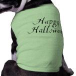 Pirate Scrawl Happy Halloween Dog Costume Pet Clothing