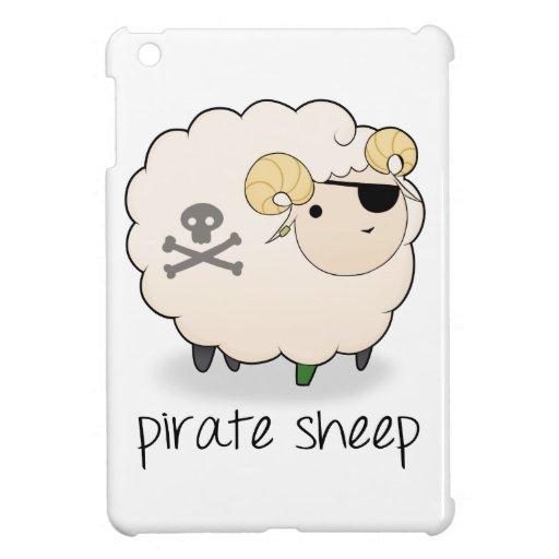 Pirate Sheep Case For The iPad Mini