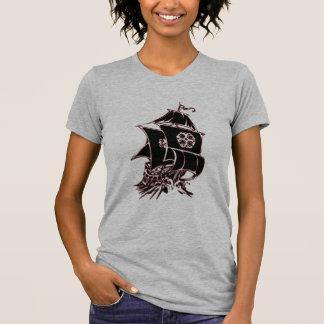 Pirate Ship 1 Tee Shirt