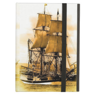 Pirate ship 2 iPad Air Case with No Kickstand