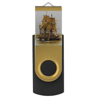 Pirate ship 8 GB flashdrive Flash Drive