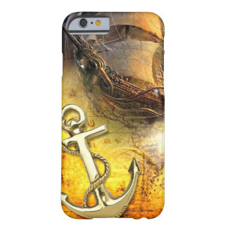 Pirate Ship Barely There iPhone 6 Case