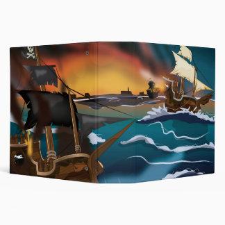 Pirate Ship Battle! Binder