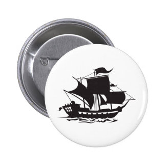 PIRATE SHIP BUTTONS